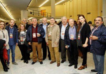 Μεσσήνιοι και Αρκάδες στο 1ο Ιδρυτικό Συνέδριο του Κινήματος Αλλαγής, στο ΣΕΦ
